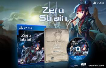 Zero Strain (Playstation 4)