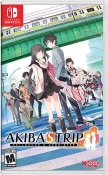 AKIBA'S TRIP: Hellbound & Debriefed 10th Anniversary Edition - Nintendo Switch