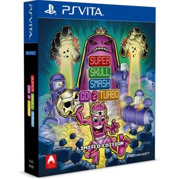Super Skull Smash GO! 2 Turbo Limited Edition (PlayStation Vita)
