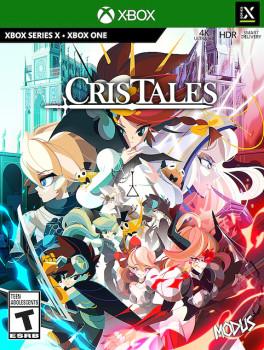 Cris Tales Standard Edition - Xbox One, Xbox Series X