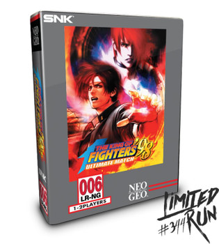 The King of Fighters '98 Ultimate Match Collector's Edition - PlayStation 4