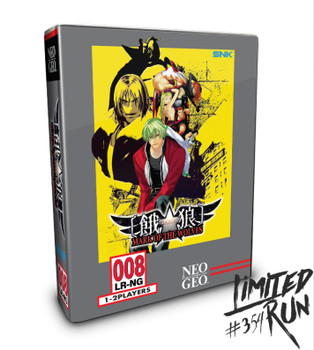 GAROU: MARK OF THE WOLVES Classic Edition - Playstation 4