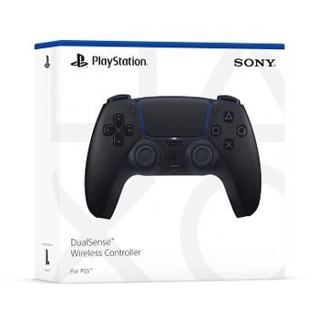 PlayStation DualSense Wireless Controller – Midnight Black (PlayStation 5)