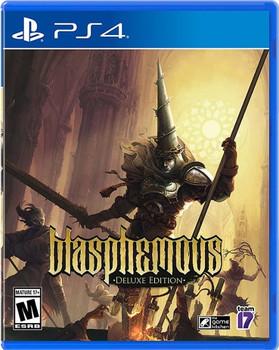 Blasphemous Deluxe Edition - PlayStation 4