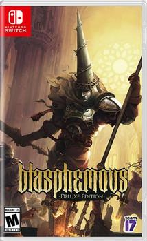 Blasphemous Deluxe Edition - Nintendo Switch