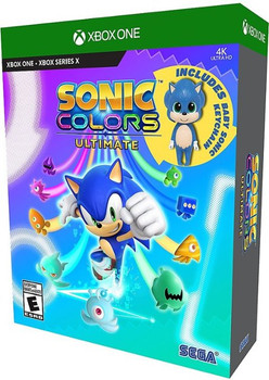 Sonic Colors Ultimate - Xbox One