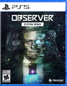 Observer: System Redux - PlayStation 5