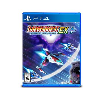 Dariusburst: Another Chronicle Ex+ - PlayStation 4