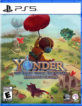 Yonder – The Cloud Catcher Chronicles - PlayStation 5