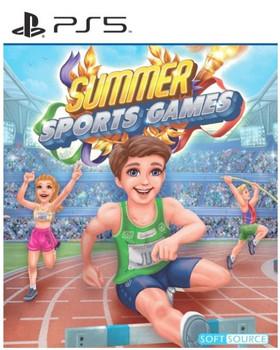 Summer Sports Games - PlayStation 5 (English)