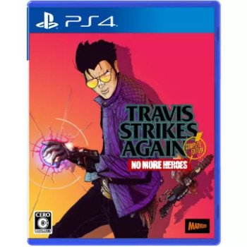 Travis Strikes Again: No More Heroes [Complete Edition] [ENGLISH MULTI LANGUAGE] (Playstation 4)