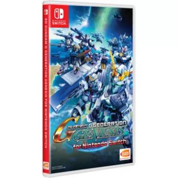 SD Gundam G Generation Genesis [ENGLISH MULTI LANGUAGE]  (Nintendo Switch)