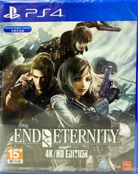 End of Eternity  [ENGLISH MULTI LANGUAGE] (Playstation 4)