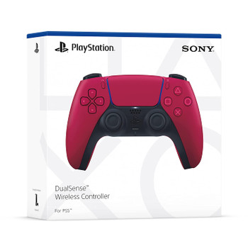 PlayStation DualSense Wireless Controller – Cosmic Red (PlayStation 5)