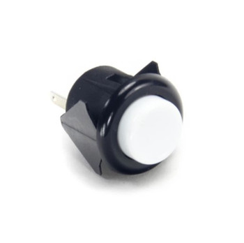 Sanwa SDM-18 mm Pushbutton White