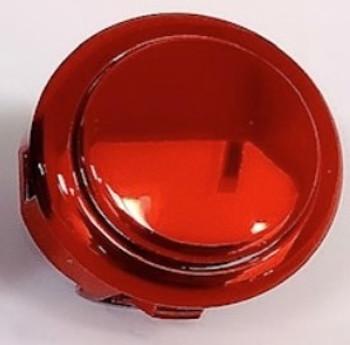 SANWA OBSJ-30 mm Pushbutton Metallic Red