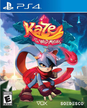 Kaze and the Wild Masks - PlayStation 4