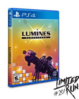 Lumines Remastered - Limted Run - PlayStation 4