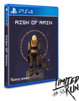 Risk of Rain - Limited Run - PlayStation 4