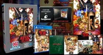 Metal Slug 3 Classic Edition - Limited Run - PlayStation 4