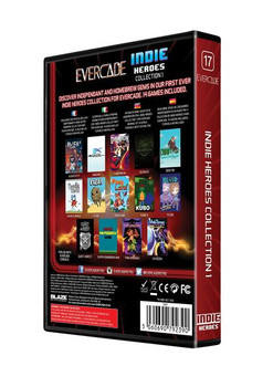 EVERCADE - INDIE HEROES COLLECTION 1 [17]