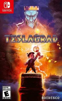 Teslagrad- Nintendo Switch