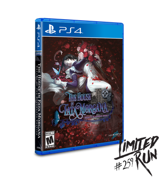 The House in Fata Morgana - Limited Run (PlayStation 4)