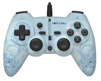 The Idolm@ster Cinderella Girls Controller for Playstation 3 (Love Laika Version)