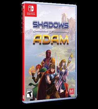 Shadows of Adam - Nintendo Switch