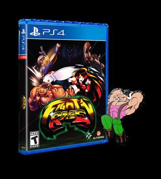 Fight'N Rage (PlayStation 4)