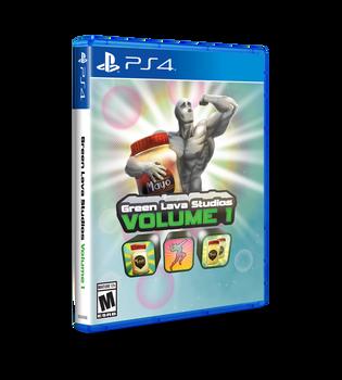 Green Lava Studios Volume 1 - Limited Run - PlayStation 4