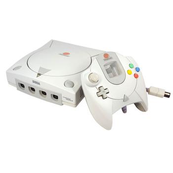 Sega Dreamcast System - White [PAL] - Videogamesnewyork