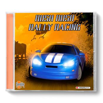Rush Rush Rally Racing Front