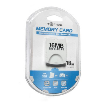 Gamecube Memory Card 16MB