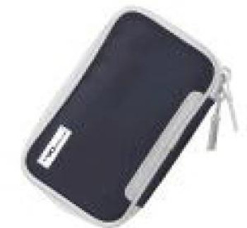 DS Lite Hori Soft Pouch Black
