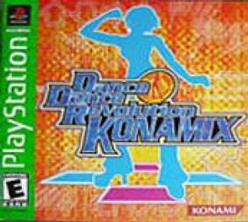 Dance Dance Revolution Konamix (Greatest Hits)