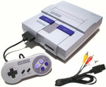 Super Nintendo System (Official)