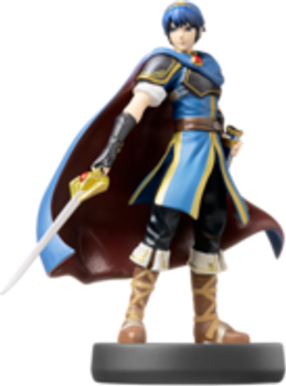 Marth Amiibo - Japan Import
