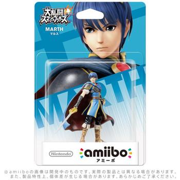 Marth Amiibo - Japan Import