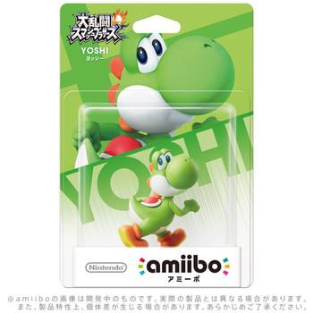 Yoshi Amiibo  - Japan Import