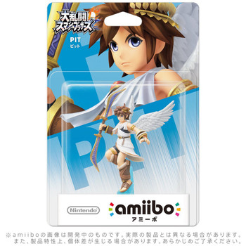 Pit Amiibo  - Japan Import