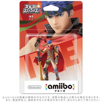 Ike Amiibo - Japan Import