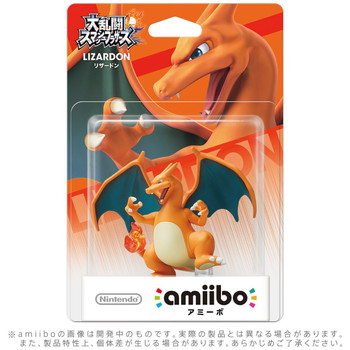 Charizard Amiibo - Japan Import