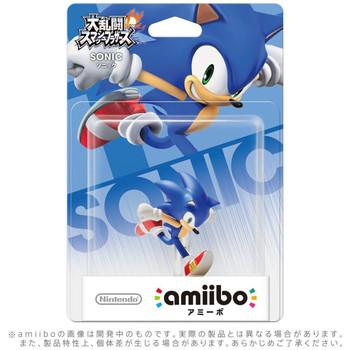 Sonic Amiibo  - Japan Import