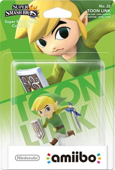 Toon Link Amiibo  - Japan Import