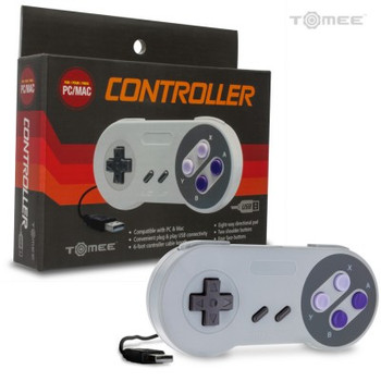 PC/ Mac SNES USB Controller