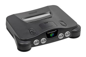 Nintendo 64 System (USA)