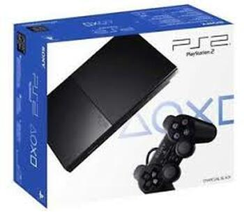Playstation 2 System SLIM Model NEW