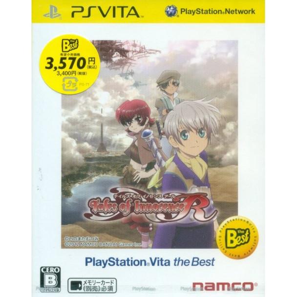 TALES OF INNOCENCE R (BEST) [JAPAN], PlayStation Vita, VideoGamesNewYork, VGNY