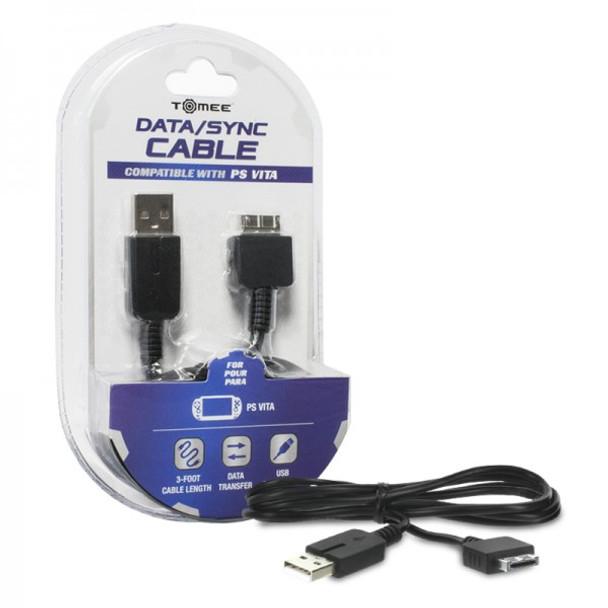 PS Vita Data/Sync Cable [1000 Model], PlayStation Vita, VideoGamesNewYork, VGNY